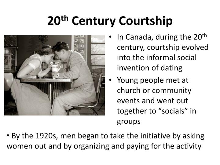 Powerpoint presentation on dating and courtship