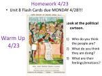 homework 4 23