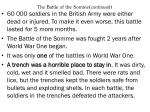 the battle of the somme continued