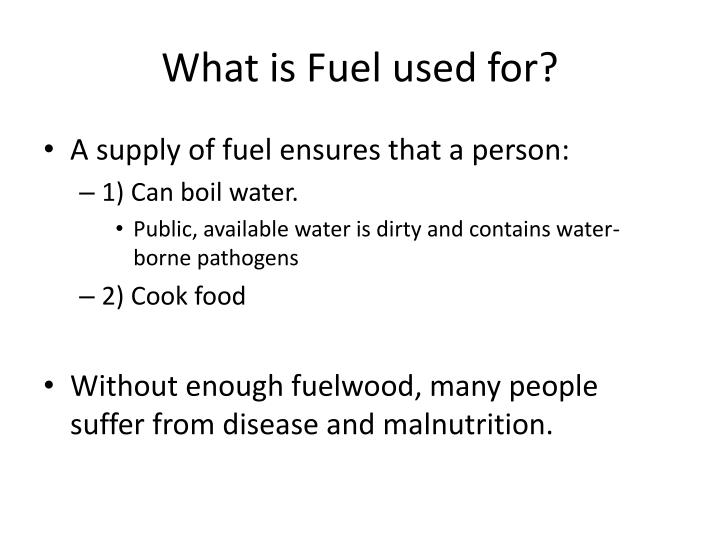 What is Fuel