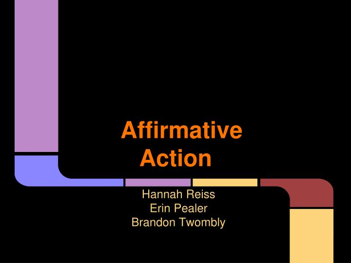 affirmative action should be eliminated Think decades of racism have been completely removed from our society already then you'll love top 10 reasons affirmative action should be eliminated.