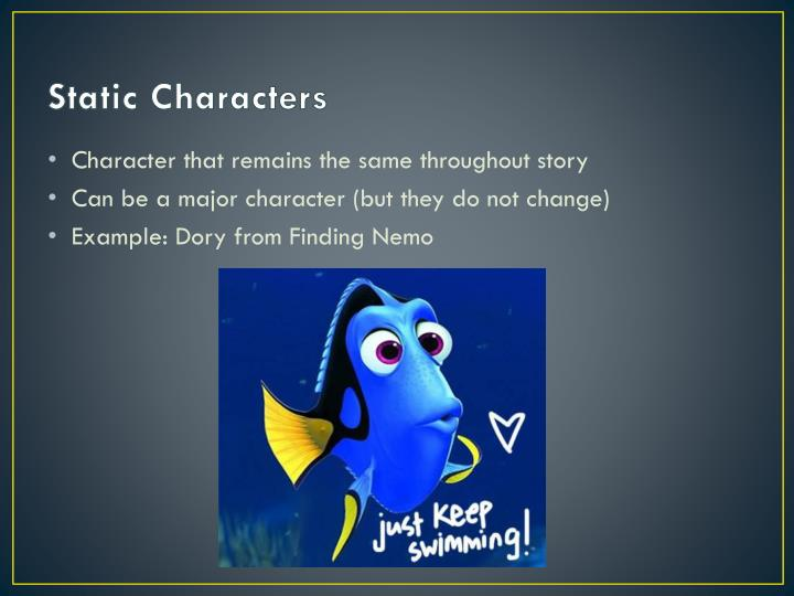 ppt - character types powerpoint presentation - id:2878859