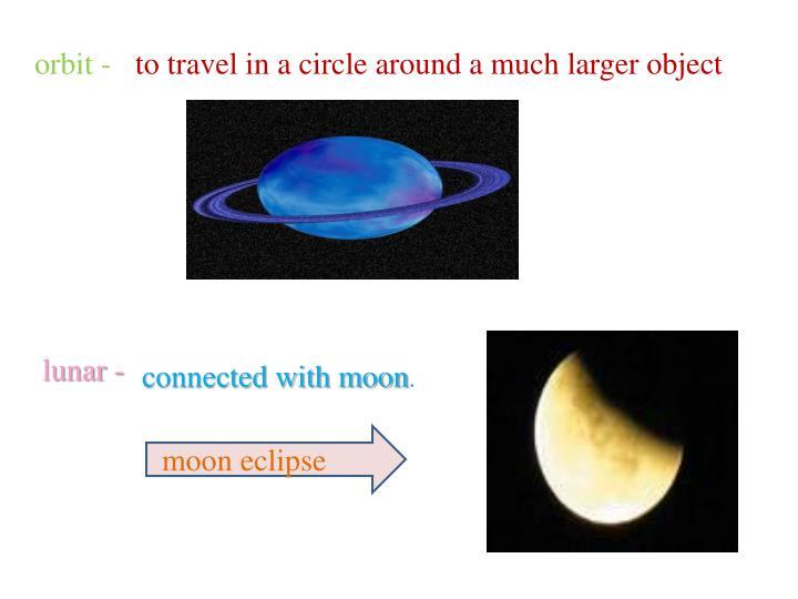 orbit -