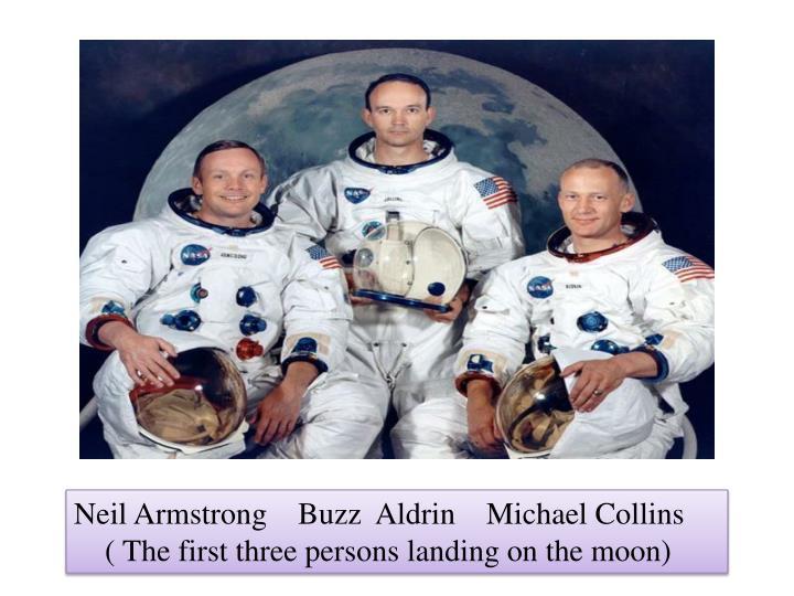 Neil Armstrong    Buzz