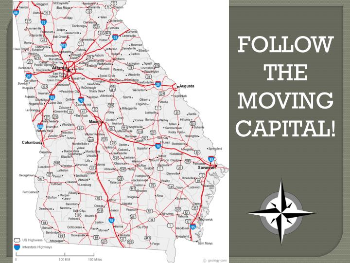 FOLLOW THE MOVING CAPITAL!
