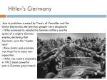 hitler s germany2