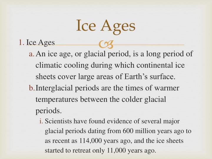 Ice ages1