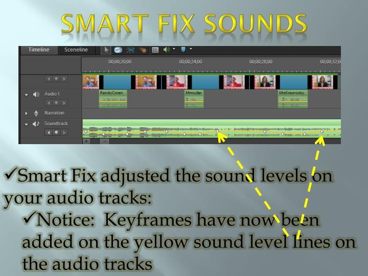 Smart Fix Sounds