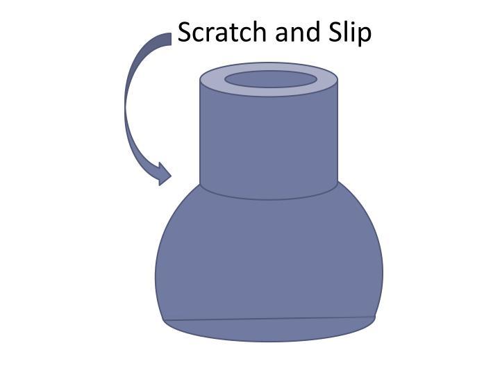 Scratch and Slip