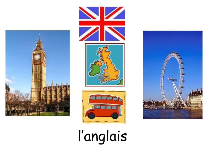 L anglais