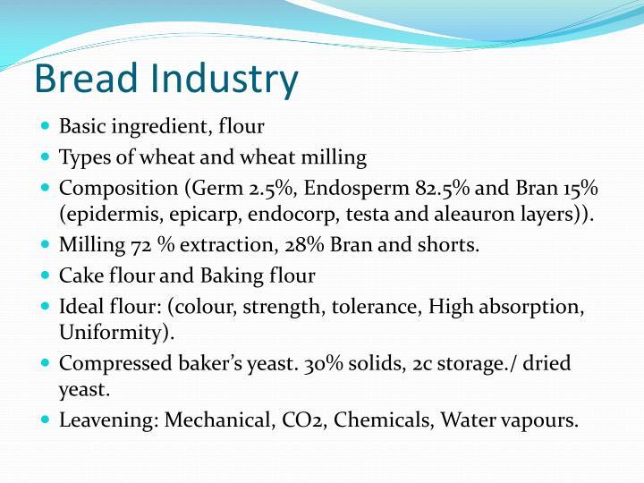 Bread Industry