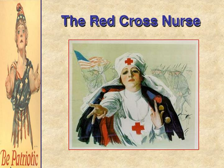 The Red Cross Nurse