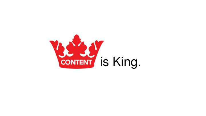 is King.