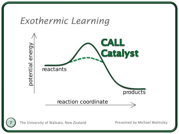 Exothermic Learning