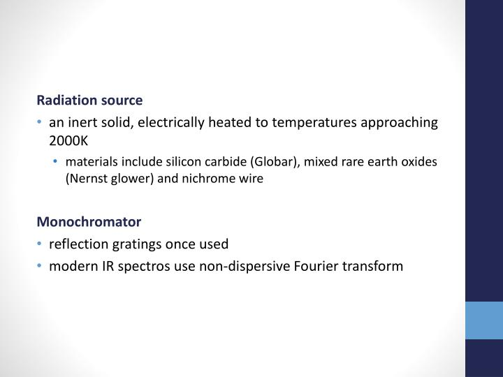 Radiation source