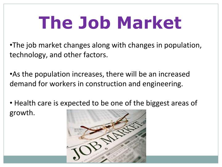 The Job Market