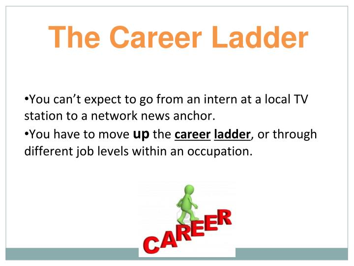 The Career Ladder