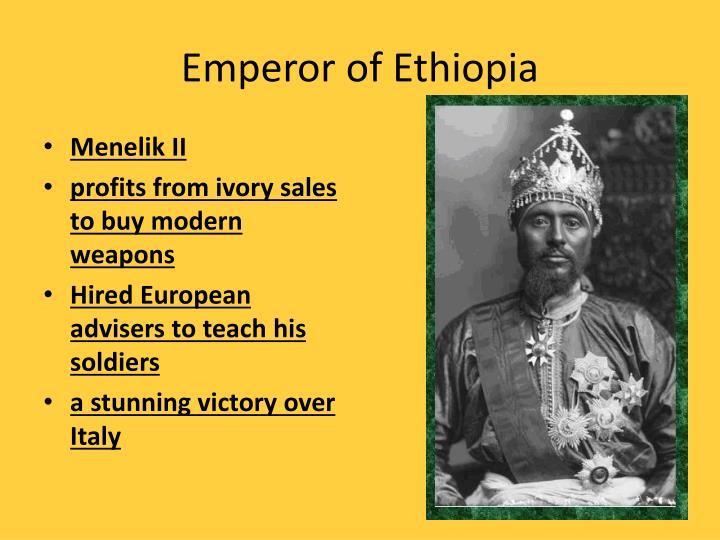 Emperor of