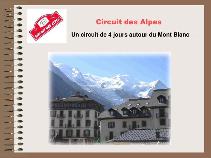 Circuit des Alpes