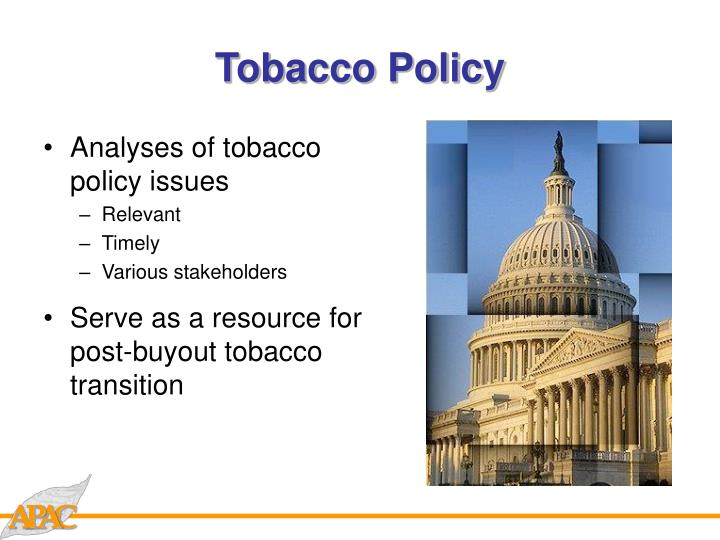 an analysis of tobacco companies In need of tobacco growing industry data industry statistics are available in this collection of ibisworld us market research reports view it here today.