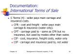 documentation international terms of sale2
