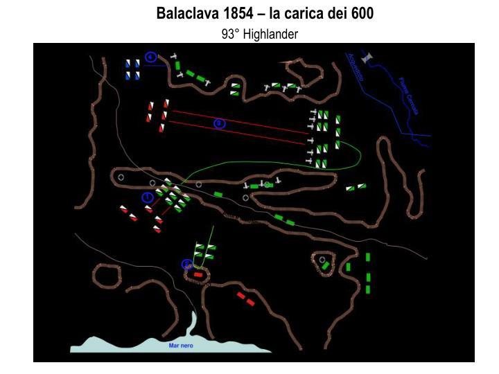 Balaclava 1854 – la carica dei 600