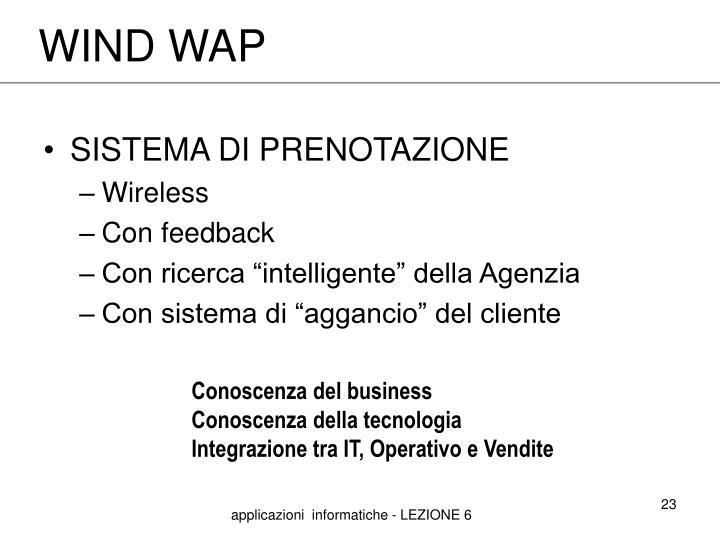 WIND WAP