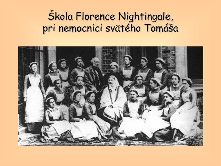 Škola Florence Nightingale,