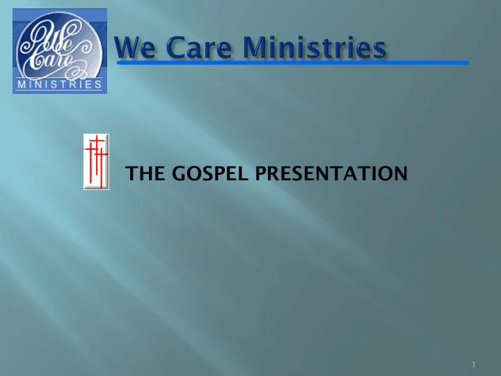 We care ministries