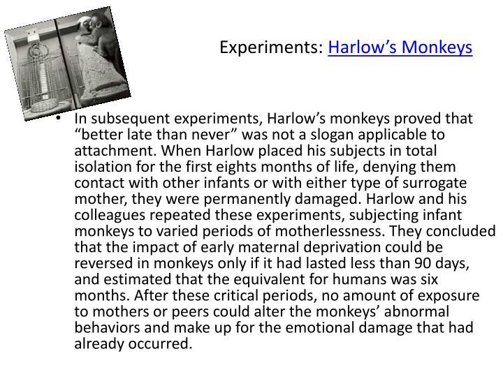 Experiments: