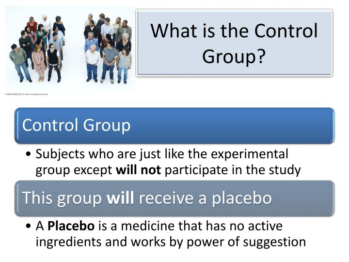 What is the Control Group?