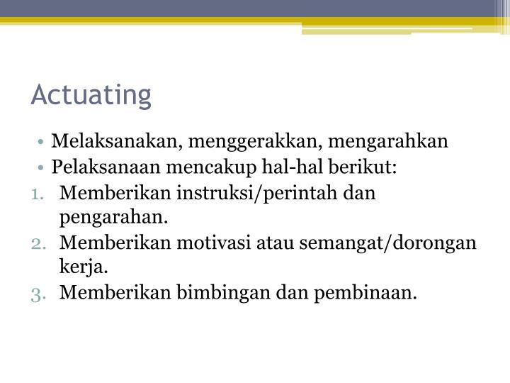 Actuating1