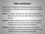 data validation1