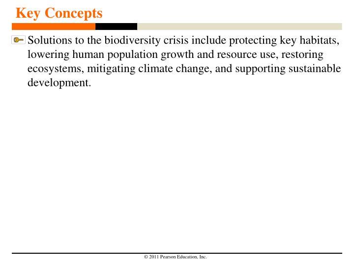 Key concepts1