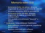 memoria video 11