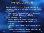 memoria video 12