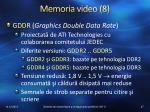 memoria video 8