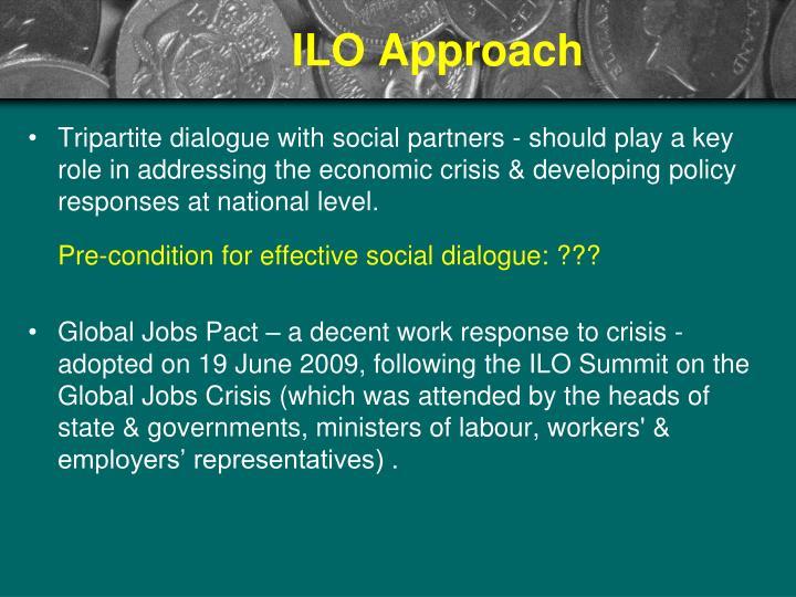 ILO Approach