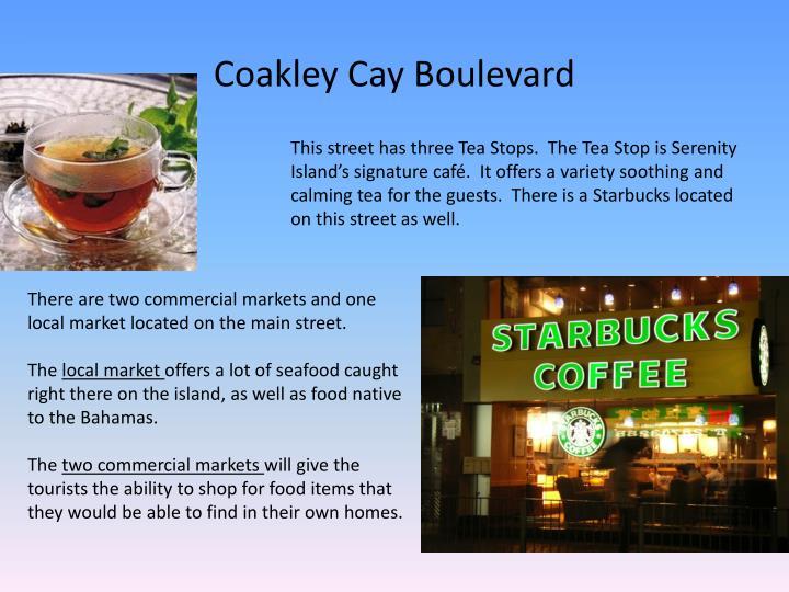 Coakley Cay Boulevard