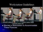 workstation guidelines1