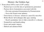 history the golden age
