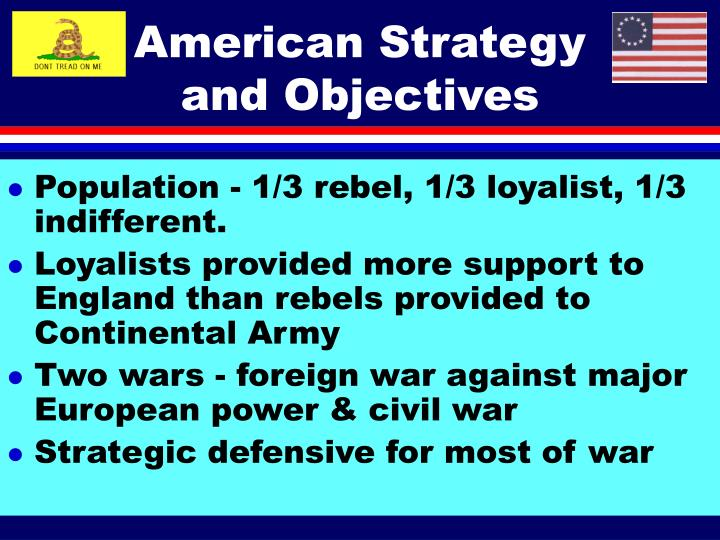 American Strategy