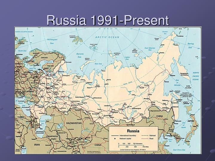 Russia 1991-Present