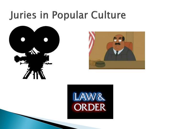 Juries in Popular Culture