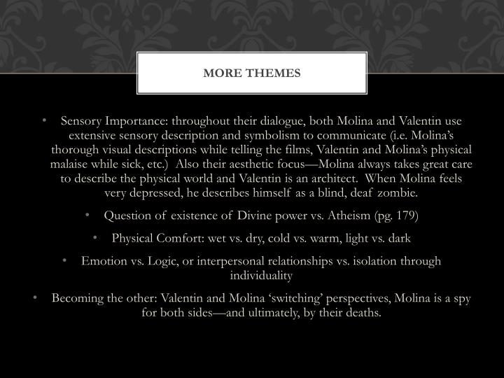 More themes