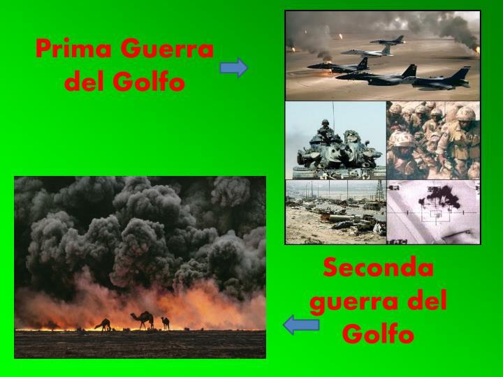 Prima Guerra del Golfo