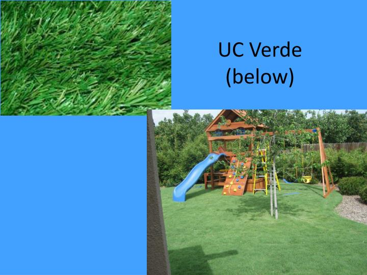 UC Verde