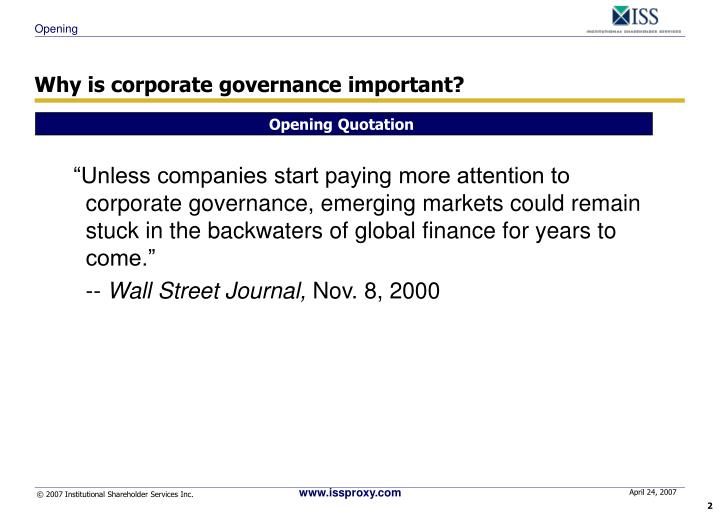 topic 1 starbuck why corporate governance Starbucks corporate governance essays: over 180,000 starbucks corporate governance essays, starbucks corporate governance term papers, starbucks corporate governance research paper, book reports 184 990 essays, term and research papers available for unlimited access.