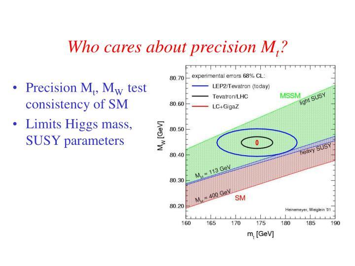 Precision M