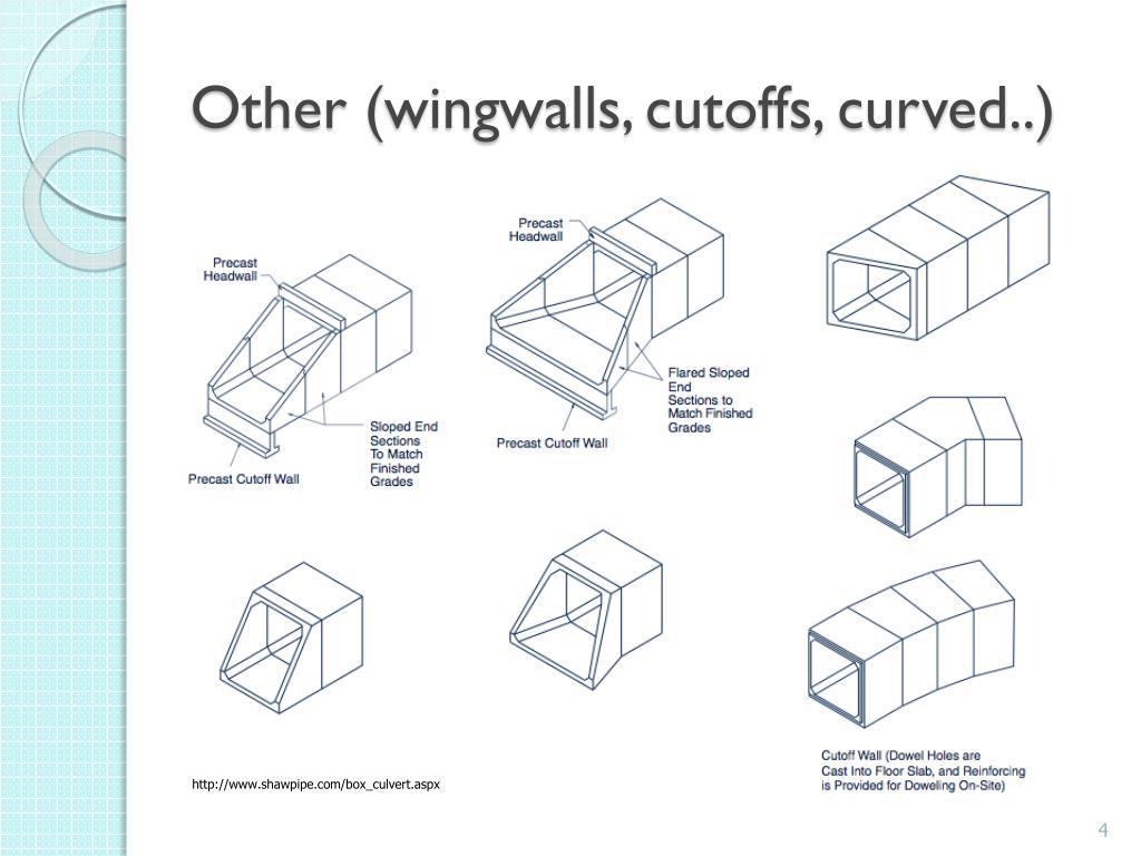 PPT - Concrete Box Culverts (CBC) PowerPoint Presentation - ID:2883625